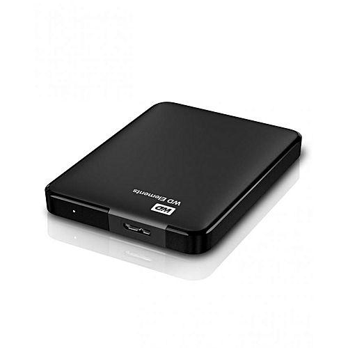 WD Western Digital Elements - USB 3.0- External Hard Drive Case